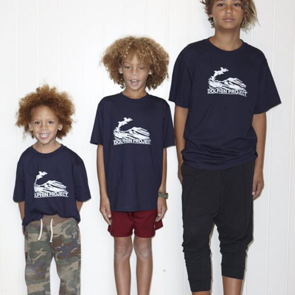 "The Original ""1970"" Kids Dolphin Project Tee"