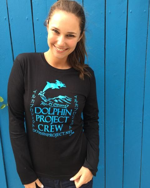 Women's Dolphin Project Crew Long Sleeve