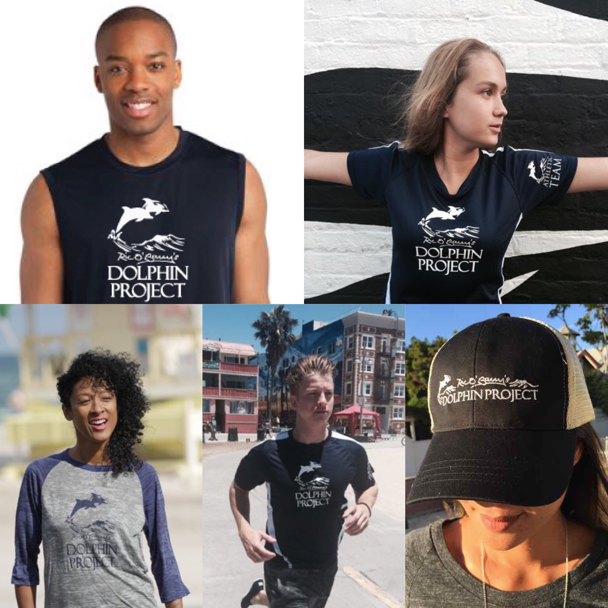 Shop authentic Dolphin Project gear