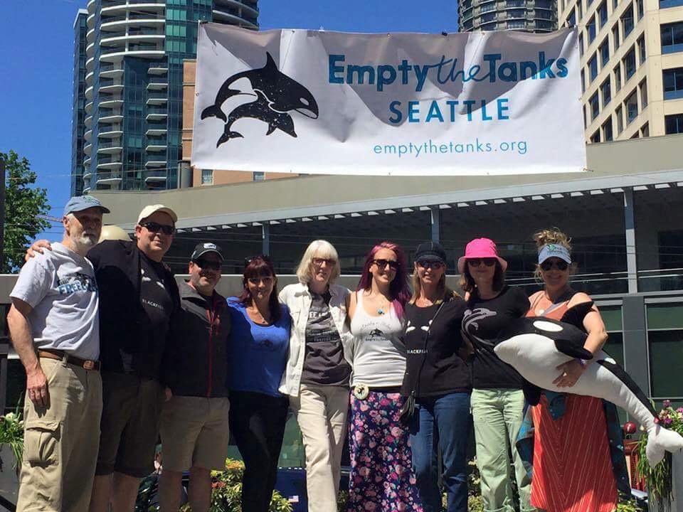 Empty the Tanks Seattle