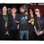 Kings Of Chaos Benefit Concert for Ric O'Barry's Dolphin Project. 11-18-13.