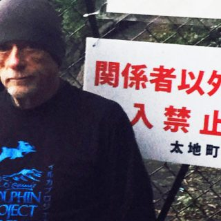 Ric O'Barry, Taiji, Japan