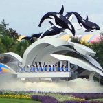 seaworld Sign