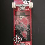 You could take hone Tony Hawk's personal skateboard.