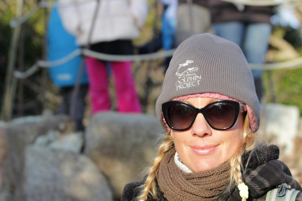 Natasha Eldred-Cove Monitor