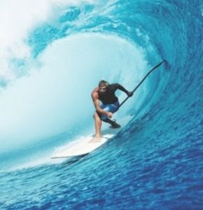 Surf or SUP lesson with legendary waterman Laird Hamilton