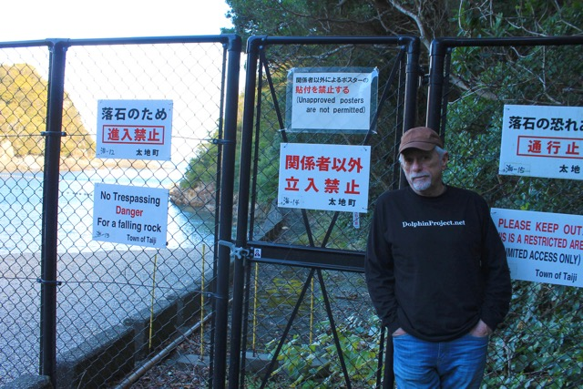 Breaking: Ric O'Barry Arrested in Japan