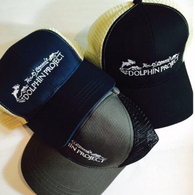 Dolphin Project Logo Trucker Hat