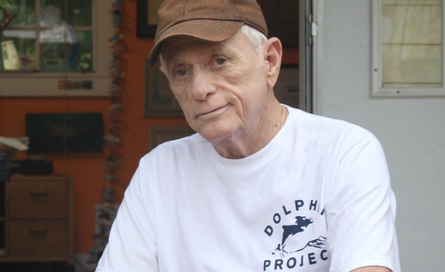 Ric O'Barry detained in Japan