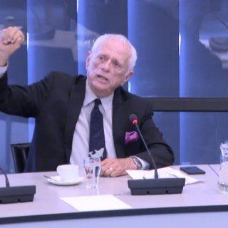Ric O'Barry addresses Dutch Parliament on Dolphin Captivity
