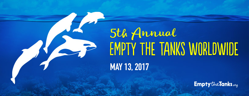 May 13 is Empty the Tanks!