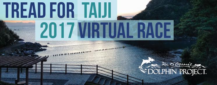 Dolphin Project Virtual Race 2017 Taiji