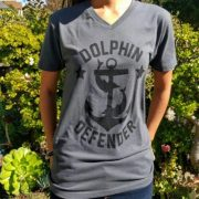 Dolphin Defender Tee Dolphin Project