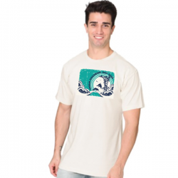 Dolphin Project's official 2018 Japan Dolphins Day Shirt