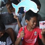 Puppet Show Promotes Peaceful Education, Indonesia